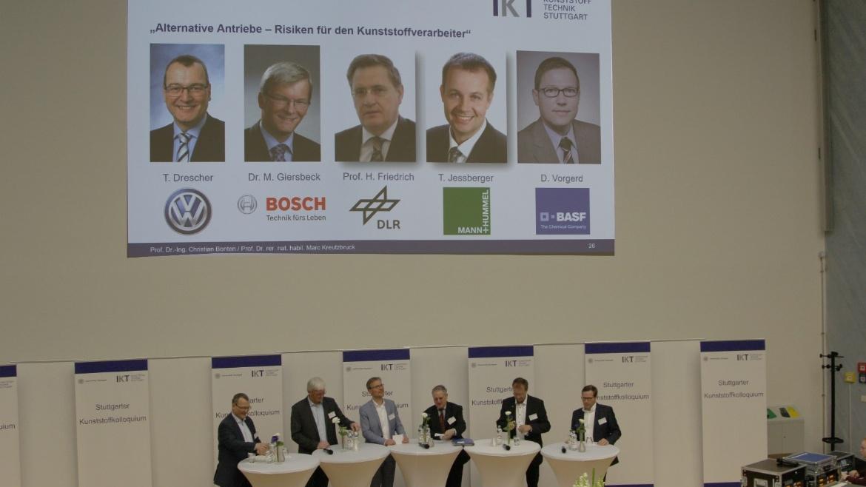 Das 27. Stuttgarter Kunststoffkolloquium findet vom 01.–04. März 2021 (nachmittags) erstmals in digitaler Form statt.